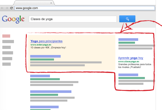 adwords y google