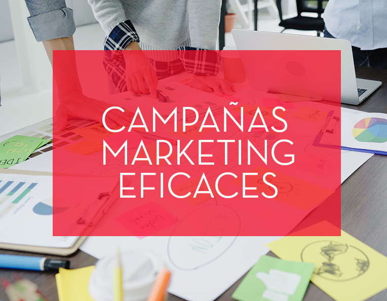 camapaña de marketing eficaces