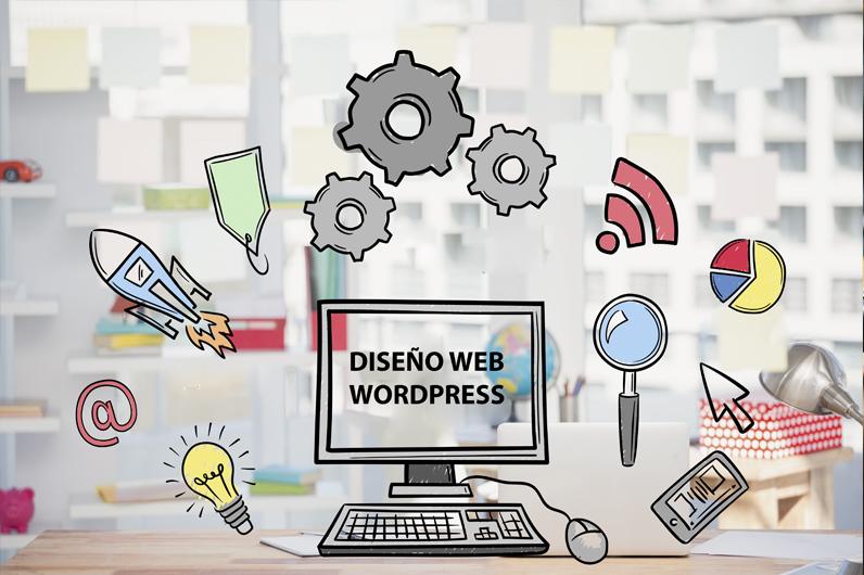 Diseño web en Galicia con WordPress