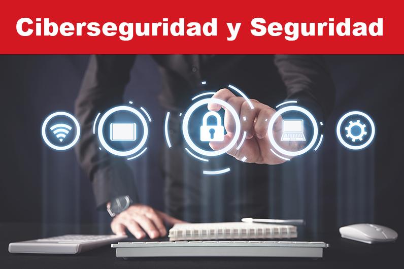 ciberseguridad y seguridad empresas